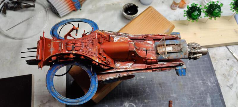 Scifimodels speederbike (78)