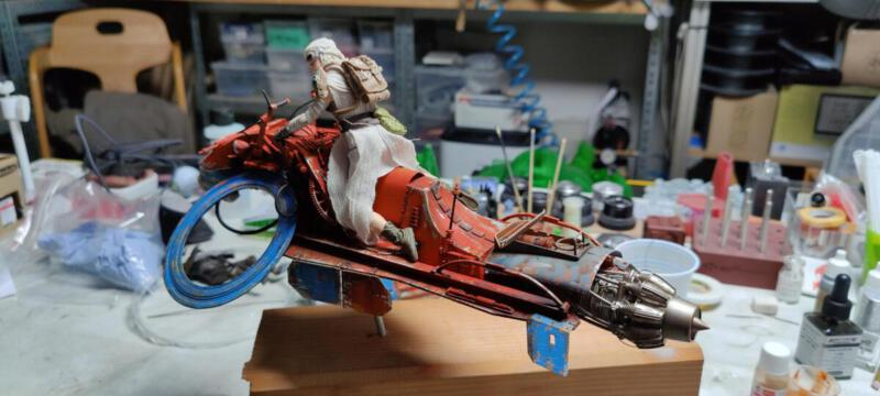 Scifimodels speederbike (79)