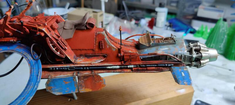Scifimodels speederbike (80)