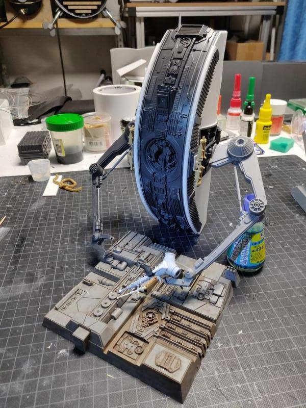 Scifimodels - WD-40 - Welding Droid  (19)