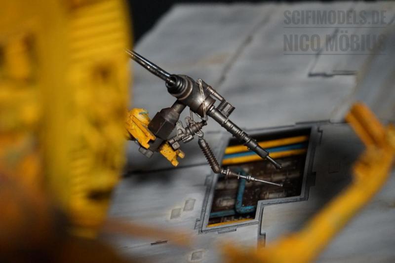 Scifimodels - WD-40 - Welding Droid  (7)